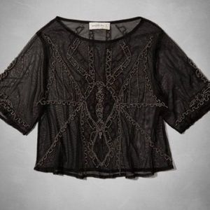 d7db551424 ... Abercrombie   Fitch Mesh Beaded ...